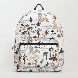 Beach moments Backpack