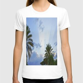 Palms on Clouds  T-shirt