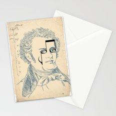 Franz Schubert Stationery Cards