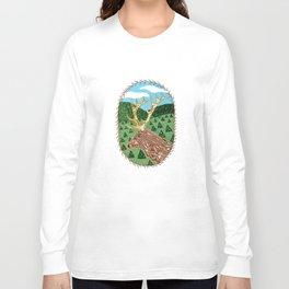 Spirit Elk Long Sleeve T-shirt