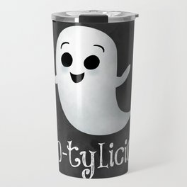 Boo-tylicious Travel Mug