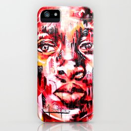 COLLECTIVE MASTERPIECE iPhone Case
