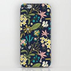 Bella Midnight iPhone & iPod Skin