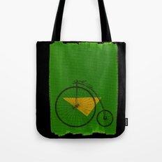 confidant III. (penny-farthing) Tote Bag