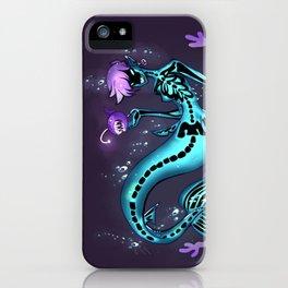 Hallow Deep - Shark Bite iPhone Case