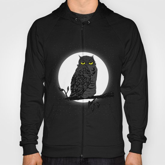 Night Owl V. 2 Hoody
