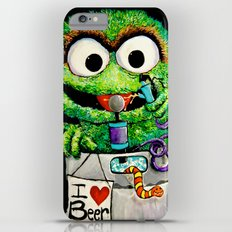 THE GROUCH iPhone 6 Plus Slim Case