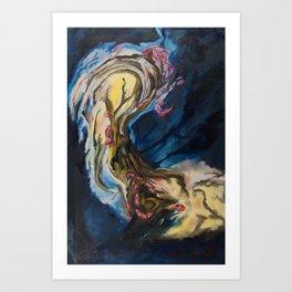 12h01m53.0-53.6s Art Print