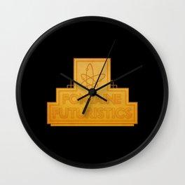 Fontaine Futuristics Wall Clock