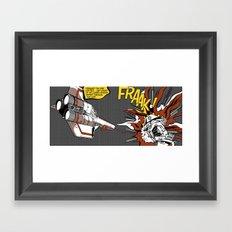 FRAAK! Framed Art Print