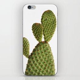 Minimal Cactus - Cacti iPhone Skin
