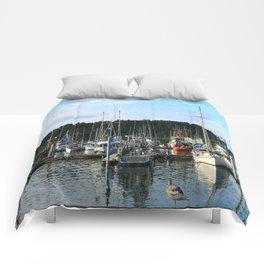 La Push Marina Comforters