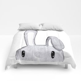Rabbit question Comforters