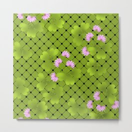 Field clover 2 Metal Print