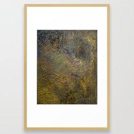 Interaction #2 Framed Art Print