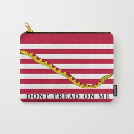 First Navy Jack of the United States of America flag Carry-All Pouch