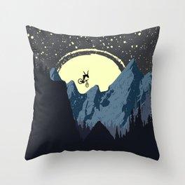 Drop No Hander Throw Pillow