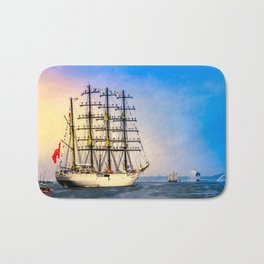 Sail Boston - Union Bath Mat