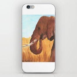 """Elephant"" iPhone Skin"