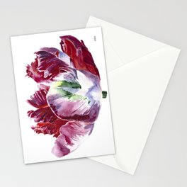 Parrot Tulip from Morges, Switzerland Stationery Cards