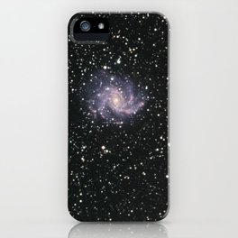NGC 6946 - The Fireworks Galaxy iPhone Case
