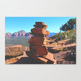 Creating Balance Canvas Print