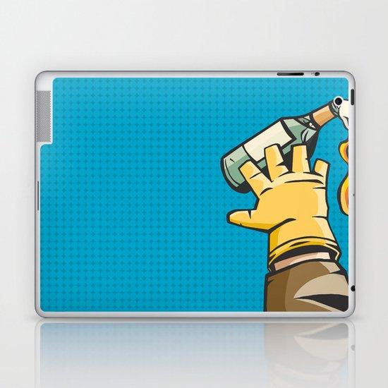 Molotov Laptop & iPad Skin
