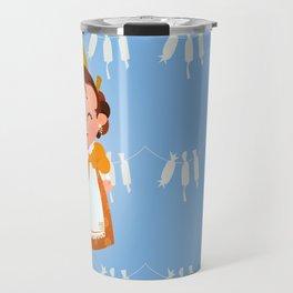 Fallera Travel Mug
