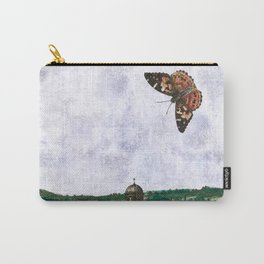 I made my mind a garden - to flourish Carry-All Pouch