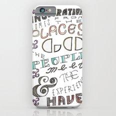 My Inspiration iPhone 6s Slim Case