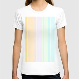 Pastel Stripes T-shirt