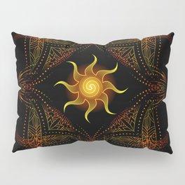 sun energy. part one Pillow Sham