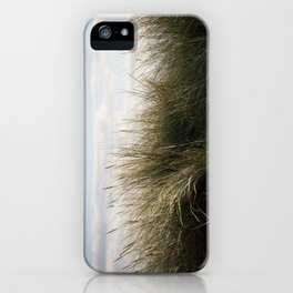August Grasses iPhone Case