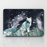 wizard iPad Cases featuring WIZARD by Beth Hoeckel