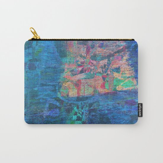 Chalk Doll Carry-All Pouch