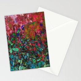 Intimate Impressions of Nature Stationery Cards