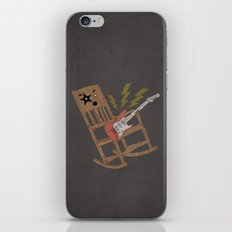 ROCKING CHAIR  iPhone & iPod Skin