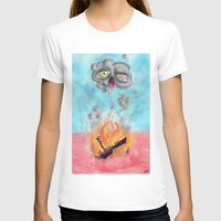 wreck it ralph T-shirts featuring ship wreck. by BRUM.