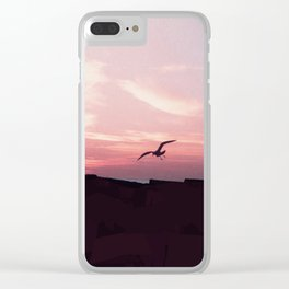 the dive Clear iPhone Case