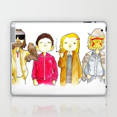 Royal Tenenbaum bought the house on Archer Avenue in the winter of his 35th year Laptop & iPad Skin