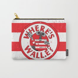 Where;s Wall-e? Carry-All Pouch