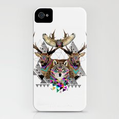▲FOREST FRIENDS▲ Slim Case iPhone (4, 4s)