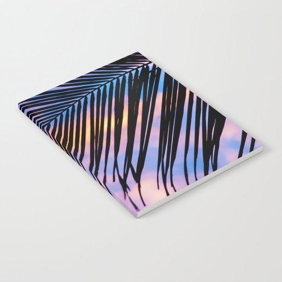 SUNSET PALM Notebook