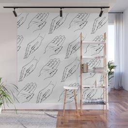 Handy Wall Mural