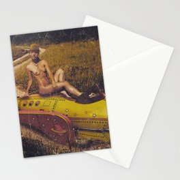 Summer Ridin' 77 - Uncensored Stationery Cards