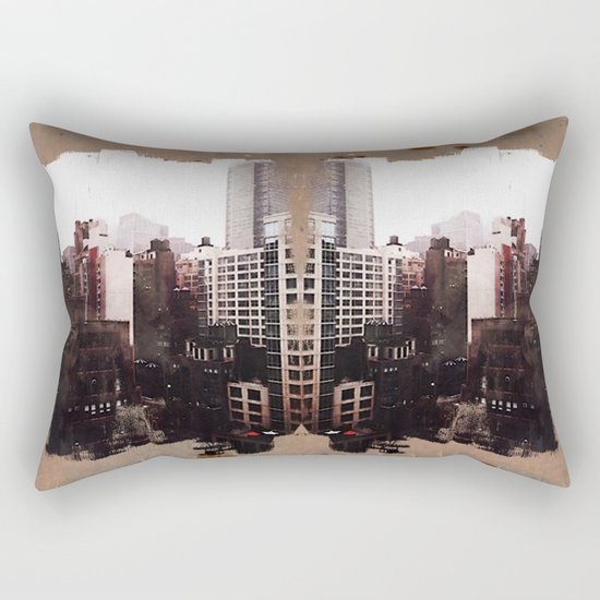 Vanished Rectangular Pillow