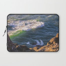 Sea Glow Laptop Sleeve