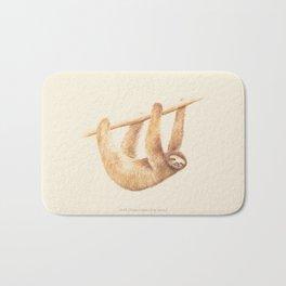 Css Animal: Sloth Bath Mat