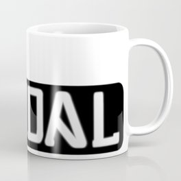 RAD VANDAL and SPRAY CANS Coffee Mug
