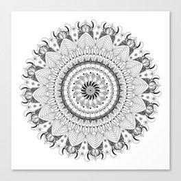 Tentacular Canvas Print